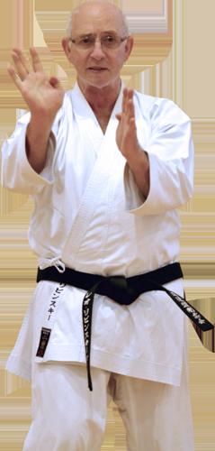 Shihan Leo Lipinski (8 Dan), Prezydent JKF Goju Kai w Europie