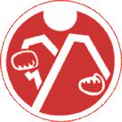 Logo Polskiego Związku Karate