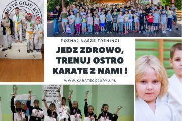zapisy na treningi karate