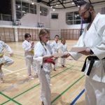 karate w chobieni