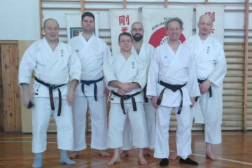 Europe Training Sessions Seiwakai