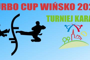turnij karate turbo cup wińsko 2021