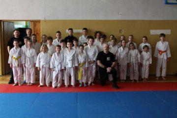 Turniej karate Odra Cup Ścinawa 2021