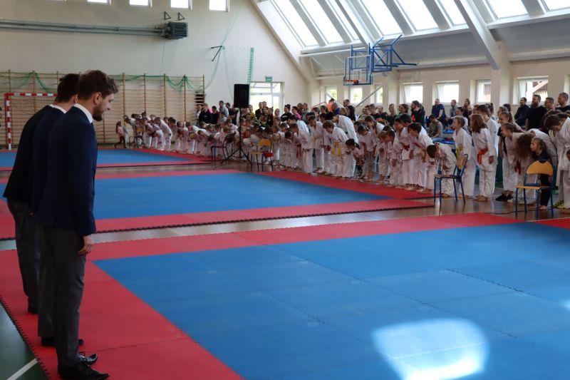 Turniej Karate Wińsko 2021